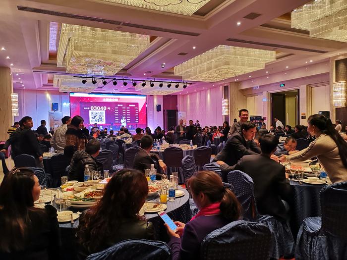 诺普信云南经销商第八届品牌营销峰会现场1
