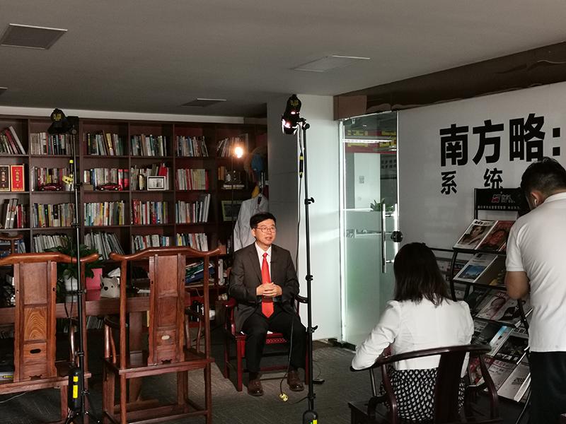 南方略高级合伙人、首席经济学家戴欣明