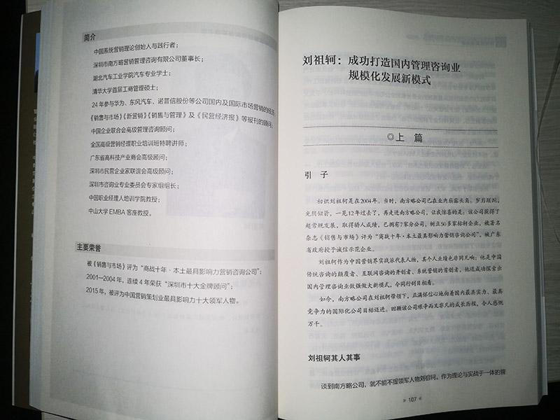 中国管理咨询业实战名家内页2