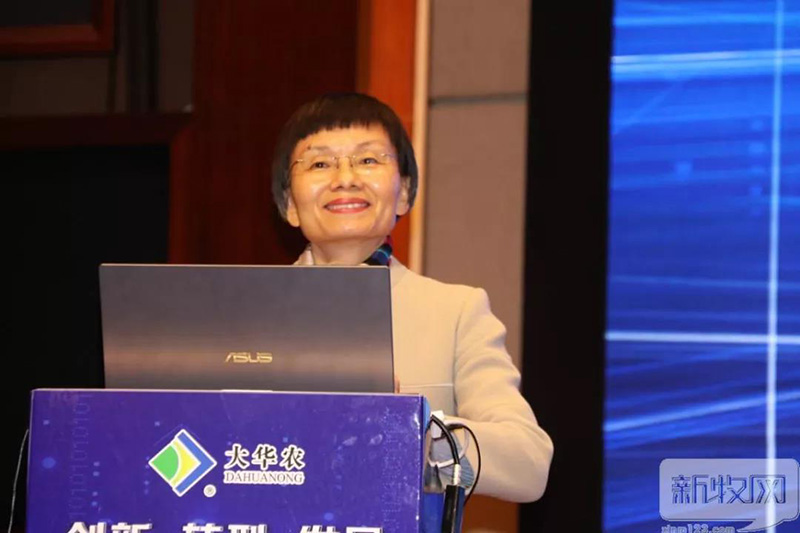 温氏食品集团股份有限公司大华农事业部总裁  陈瑞爱