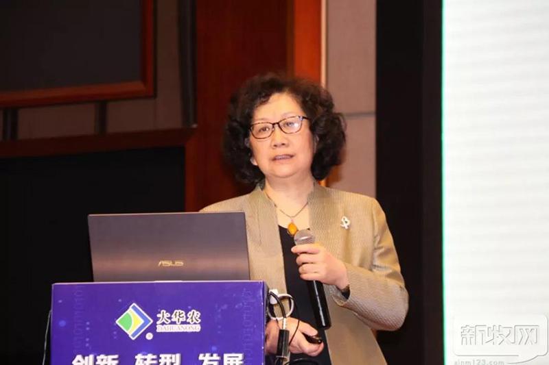 清华大学农村研究院学术委员会委员、研究员  方言