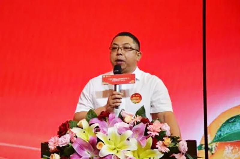 金正大集团副总裁李玉晓