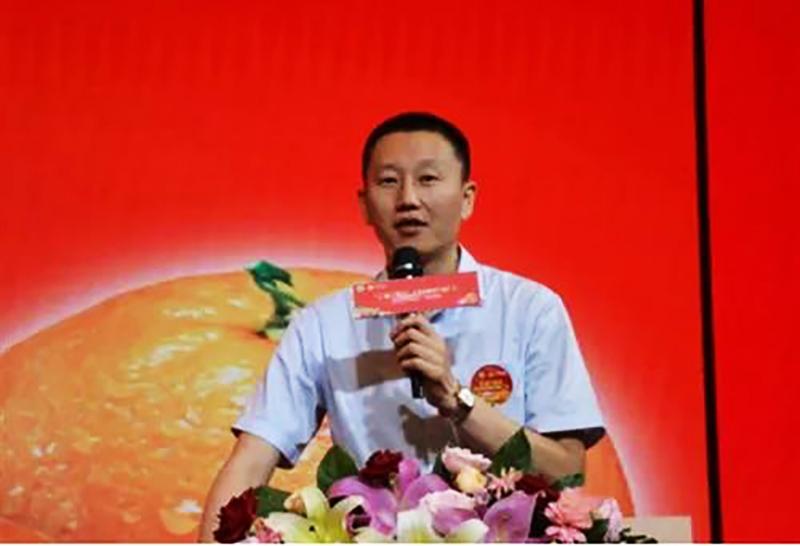 金正大集团营销总公司副总经理 万鹏