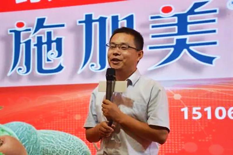 复合肥料国家工程研究中心首席专家 任士伟