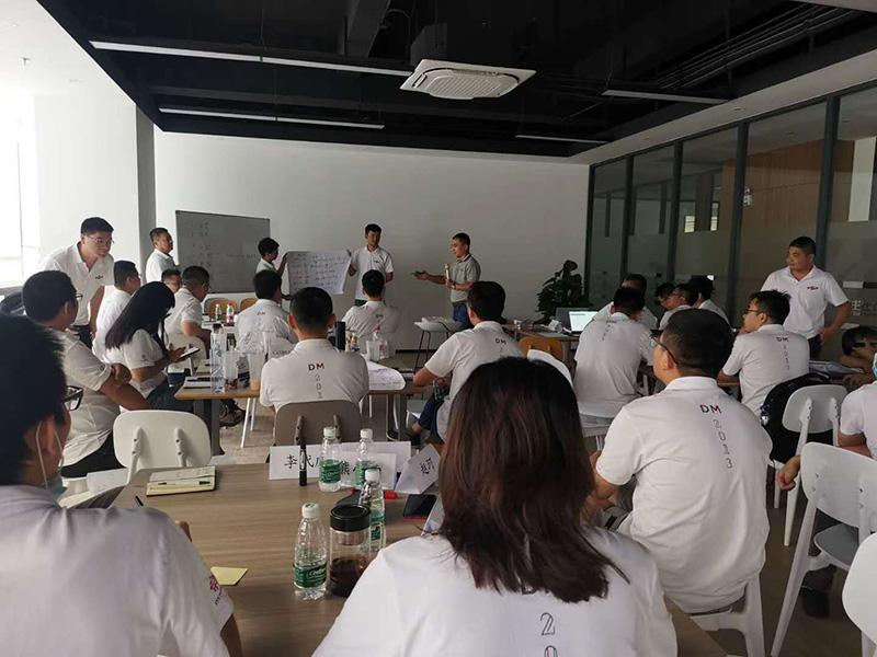 南方略咨询助力深圳帝迈医疗2020上半年总结大会4